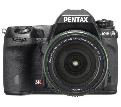 Pentax K5+18-135WR