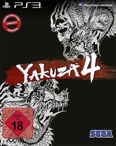 Yakuza 4 Kuro Edition PS3 KEIN IMPORT deutsche Version auf zockerrampe.de 25,50€inkl. Versand