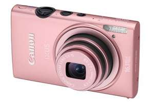 Amazon UK - Canon IXUS 125 HS rosa - 97,70 Euro