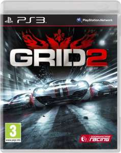 Grid 2 - PS3 - Zavvi.com