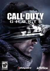 [Steam][DVD] Call of Duty Ghosts AT Uncut + RUSE gratis