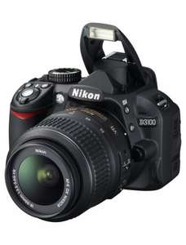 Nikon D3100 Kit 18-55 mm [Lokal MG Schossau]
