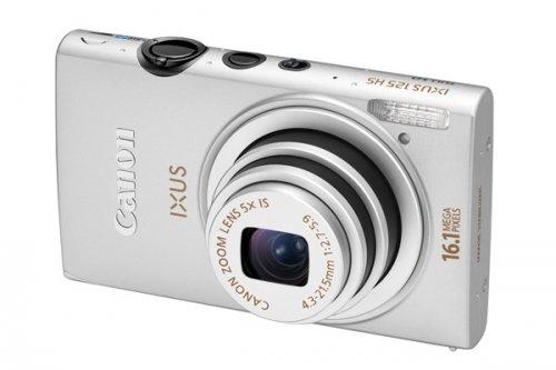 [Lokal Berlet] Digitalkamera Canon IXUS 125 HS