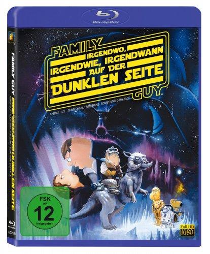 Family Guy präsentiert: Irgendwo, irgendwie, irgendwann auf der dunklen Seite [Blu-ray] für 6,19 € [ Amazon.de]