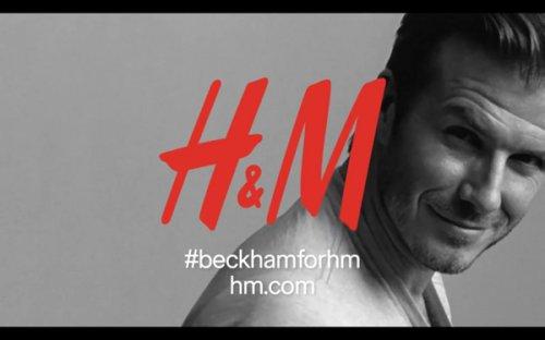 H&M - David Beckham Bodywear - bis 80 % reduziert - bundesweit!
