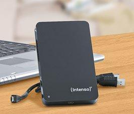 [Kaufland Neckarsulm] Intenso Memory Station 1000GB USB 2.0
