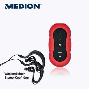 [Aldi Nord] Wasserdichter Mp3 Player ab Montag 01.07.