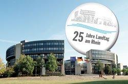 Landtag NRW in Düsseldorf - Tag der offenen Tür am 6./7. Juli 2013