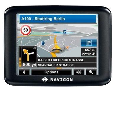 Navigon 1300 DACH OVP generalüberholt für 49 € inkl. Versand bei ebay