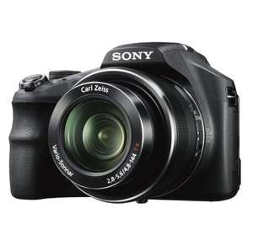 Sony DSC-HX200V Digitalkamera (18 Megapixel, 30-fach opt. Zoom, 7,6 cm (3 Zoll) Display, Full HD, GPS, Schwenkpanorama) für 255€ @Amazon.co.uk