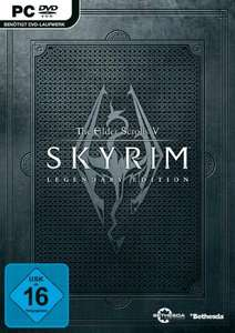 [PC] The Elder Scrolls V: Skyrim Legendary Edition für 29,98 € [voelkner]