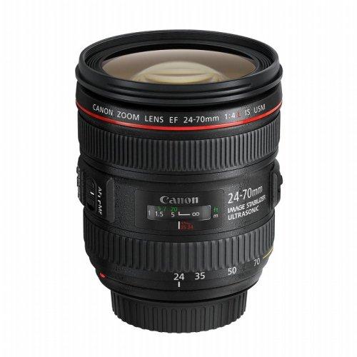 Canon EF 24-70mm f/4 L IS USM - Hochwertiges Zoomobjektiv