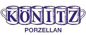 Könitz Porzellan (Tassen, Teller, ...) - 20% auf alles