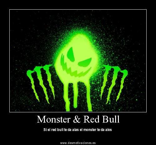 Monster Energy und Red Bull bei Müller für nen Euro