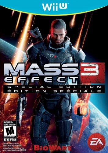 Mass Effect 3: Special Edition (Wii U)