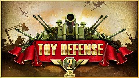 Toy Defense und Toy Defense 2 kostenlos [iOS] auf iPhone und iPad
