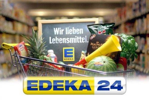 Edeka24 online Gutschein 100€ für 49€