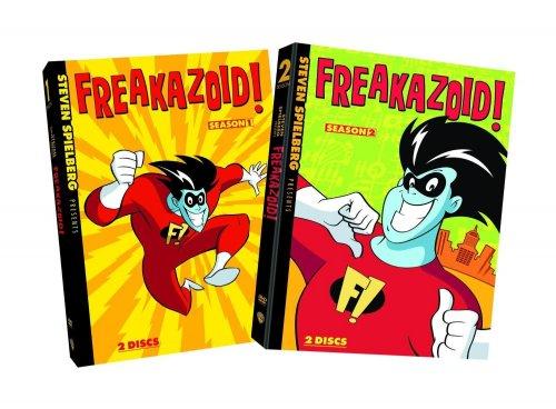 Freakazoid! - Komplette Serie [Region 1, nur O-Ton] für 35,13 € @ Play.com