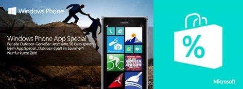 WindowsPhone  App Special: Outdoor