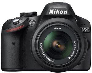 Nikon D3200 mit Objektiv AF-S VR DX 18-55mm [MM Mülheim]