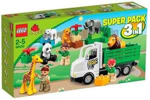[lokal kamen bei DO] Lego Superpack 66430 3in1 Tiergarten 26,24€ statt 39,99