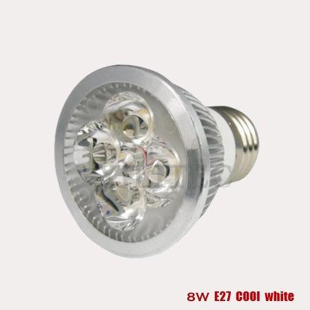 LED E27 Lampen: 6W für 1,79€ und 8W für 2,09€ @ ebay
