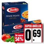 Barilla Nudeln, verschiedene Sorten, für 0,69 € @edeka