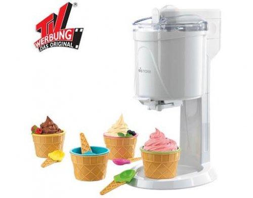 Eismaxx (6851) Softeismaschine für 37,19€ @ MP