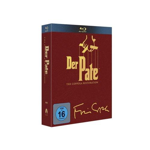 Der Pate - The Coppola Restoration [Blu-ray] für 24,99 € [Amazon.de]