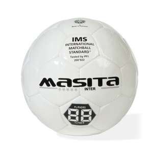 10 x Masita Trainingsbälle - Inter | inkl. Ballsack - keine Versandkosten