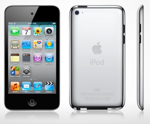 Apple Ipod Touch 4G 8GB für ca. 178 €