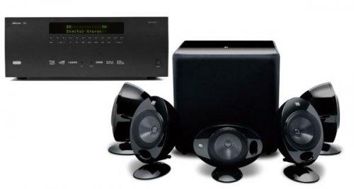 Arcam AVR 360 + KEF KHT-2005.3 Surround-System nur 1.790,- versandkostenfrei
