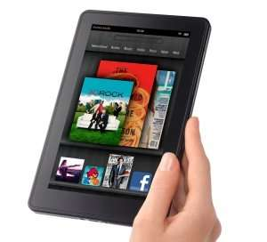 Amazon Kindle Fire für 135€ @oooferton