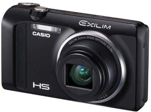 Casio EXILIM EX-ZR400 Digitalkamera (16,1 Megapixel, 7,6 cm (3 Zoll) Display, 25-fach Multi SR Zoom, Triple Shot, HDR) schwarz @Amazon