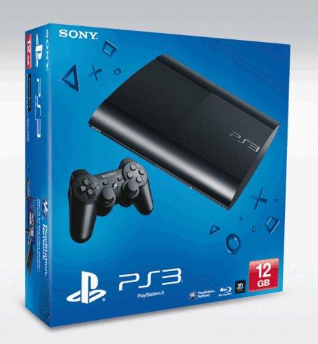 [Generalüberholt]Play Station 3 Super Slim 12GB 109,36€/ Super Slim 500GB 156,43€,... inkl. Wireless Dualshock 3 Controller! @Game