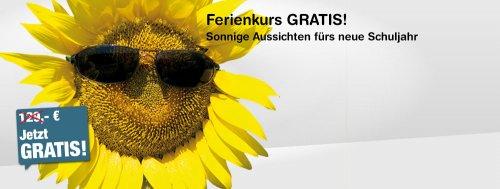 2 kostenlose Probestunden Schülernachhilfe @studienkreis.de