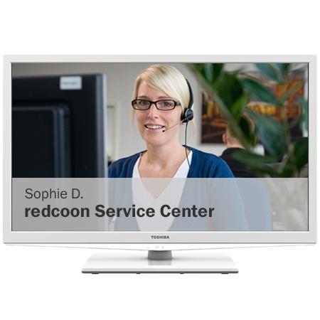Toshiba 26EL934 (LED-TV, HD ready, DVB-T/-C, 100 Hz) @redcoon
