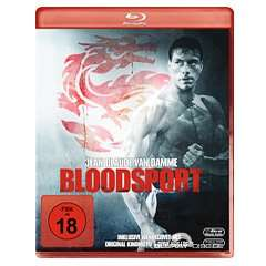 Blood Sport - Blu Ray - Media Markt Online - 4,90 € (UNCUT)