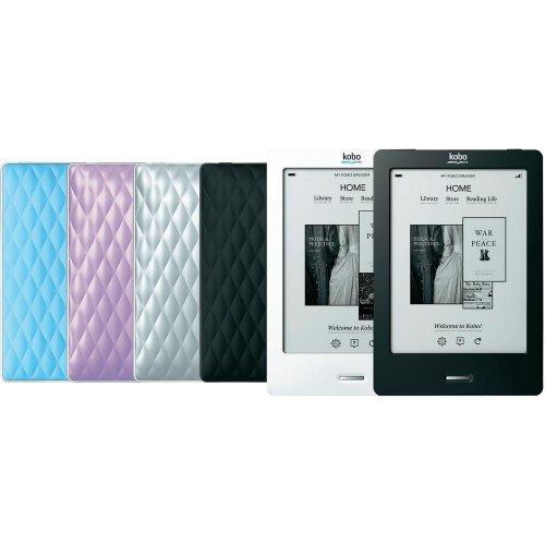 Kobo Touch eBook Reader in verschiedenen Farben für 55€ @Conrad