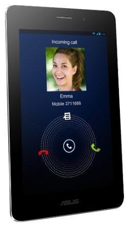 ASUS Fonepad™ 16GB - 7 Zoll - 4.1 Jelly Bean - grau/silber - WiFi+3G mit Telefonfunktion @AMAZON