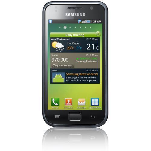 Samsung Galaxy S GT-I9000 im o2 Blue 20,-EUR p.M.