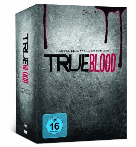 True Blood Staffel 1-4 (+ Comic und Kochbuch) @ Amazon.de