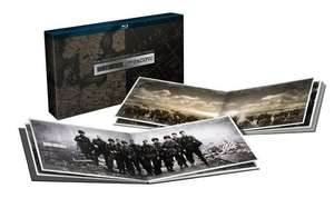 Band of Brothers + The Pacific (12 Discs) [Blu-ray] für inkl. Vsk 45,79 € [Amazon.fr]