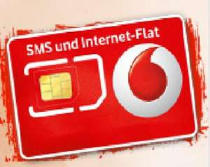 Vodafone Red S - All U can mit Smartphone und LTE
