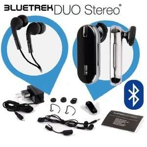 Bluetrek Duo Stereo Bluetooth Headset mit SRS 3D Surround Sound-System 18,90 € ibood