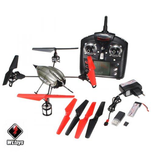 WLtoys V959 Quadrocopter mit Kamera RtF @ ebay UK