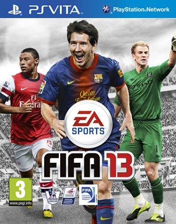 PS Vita - Fifa 13 für 19,70 incl. Versand [@thehut.com]