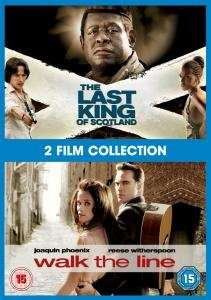 The Last King of Scotland und Walk the Line [DVD] für 5€ @TheHut