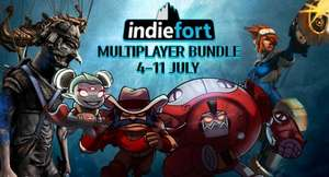 (Steam) Indiefort Bundle für 7.54€ @ gamersgate