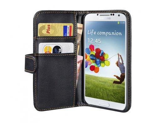Hülle für Samsung Galaxy S4 und Portmonee in einem
